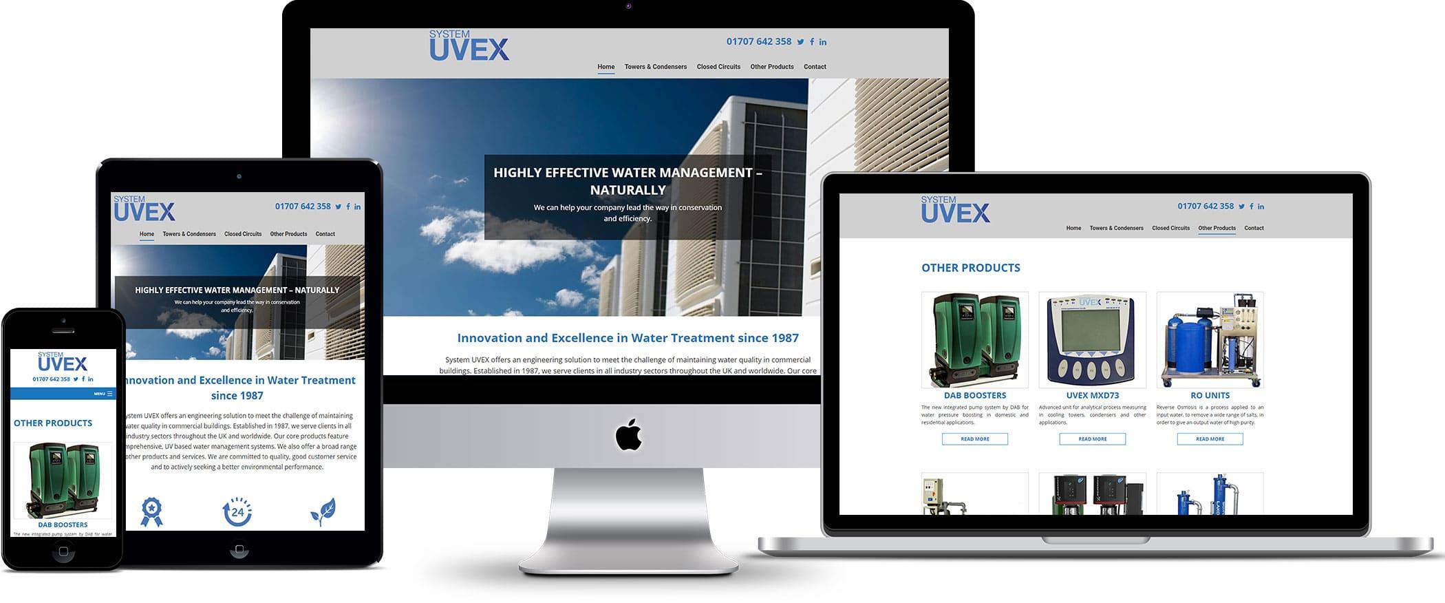 System Uvex